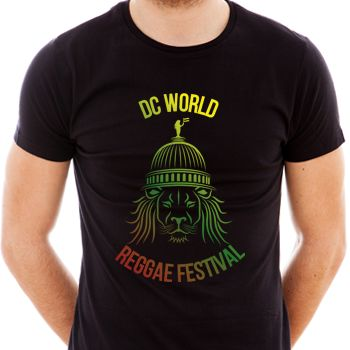 DC World Reggae T-shirts