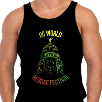 DC World Reggae Tank-top